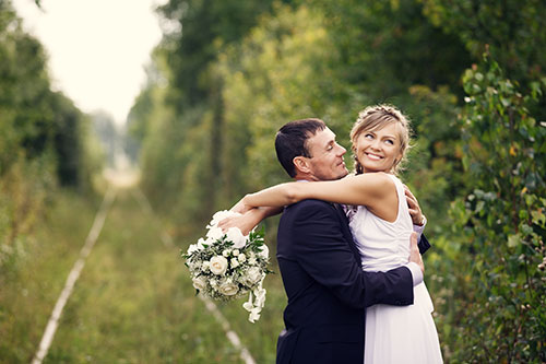Zelená svadba
