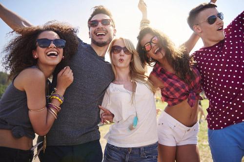 Sociálny život v mladosti ovplyvňuje zdravie o niekoľko desaťročí neskôr