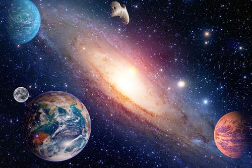 Vesmír a Právo