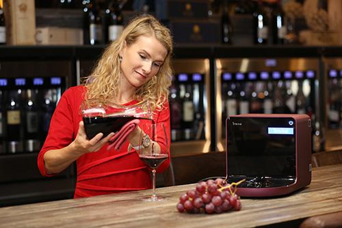 Kristína Kováčiková: víno je životný štýl