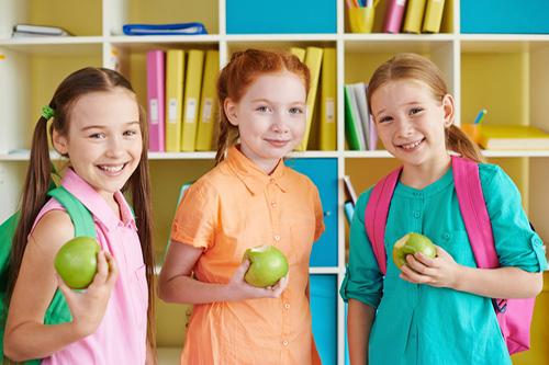 Nový projekt EU financuje žiakom ovocie, zeleninu a mlieko