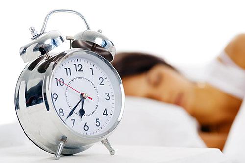 Čas na spánok