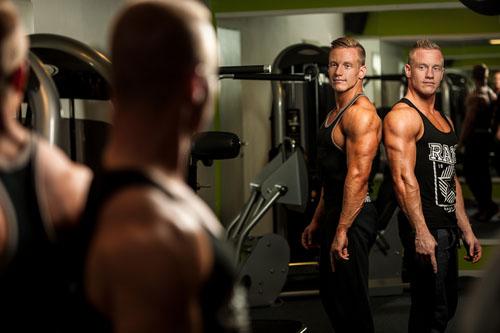 Čo sa stane, ak jedno z dvojičiek cvičí a druhé nie?