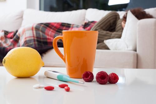 Liečba nachladnutia a chrípky