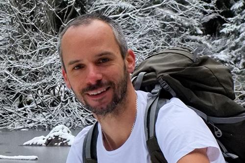 Viktor Schiller – inštruktor Metódy Wima Hofa