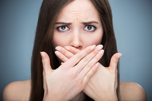 Zbavte sa zápachu z úst