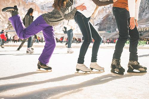 Zimné športy, ktoré rozpumpujú srdce