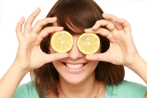 Citrón alebo vitamín C?