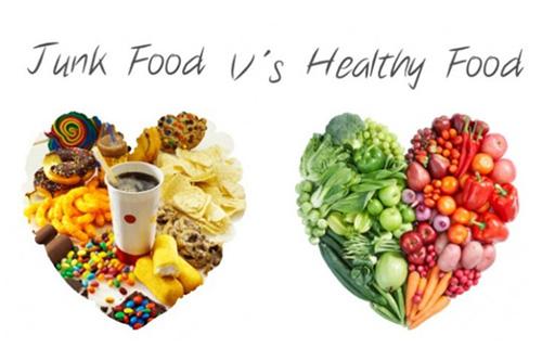 Naučme sa, vybrať si zdravšie jedlo!