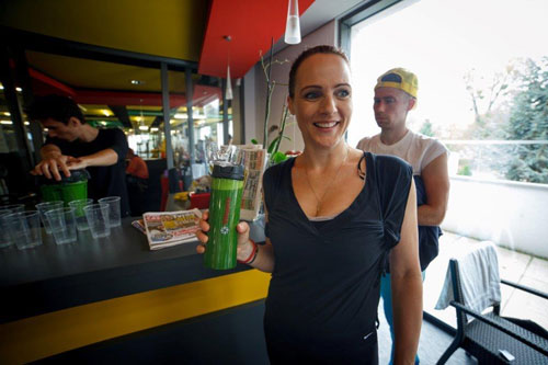 Vitalita a svaly živou stravou