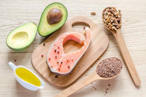 Omega mastné kyseliny