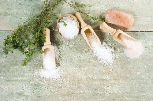 Pozor na soľ!