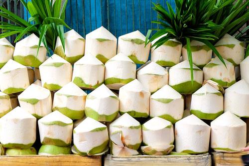 Prínosy kokosových orechov