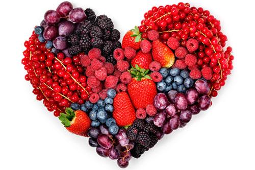 Strava pre zdravé srdce