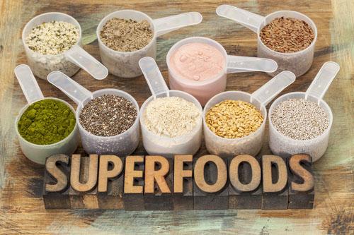 Superpotraviny: prírodná skratka k zdraviu