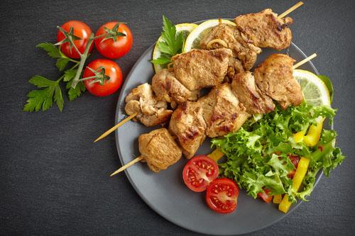 Vysokoproteínová strava