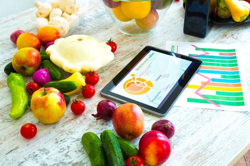 Zložky výživy: čo všetko by sme mali jesť?