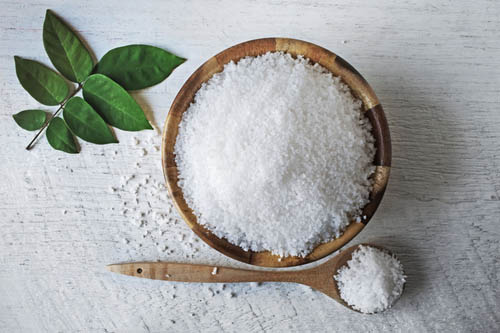 Boj výskumníkov soli
