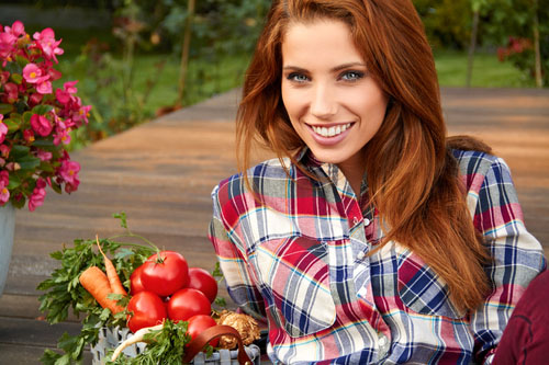 Dopestujte si vlastnú zeleninu