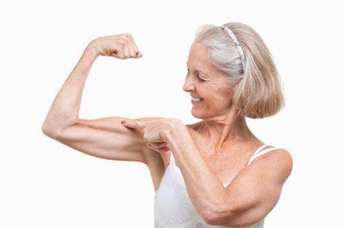Pevné kosti a funkčné svaly aj v pokročilom veku