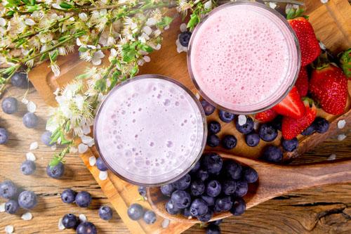 Prečo mliečne výrobky nepatria do smoothies
