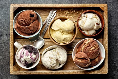Ako si vybrať zmrzlinovač?