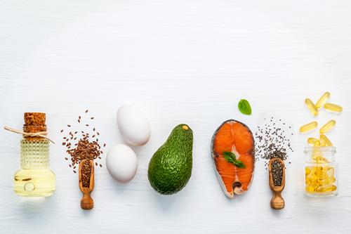 Omega-3 a omega-6 mastné kyseliny