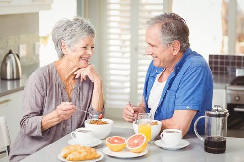 Výživa ľudí v pokročilom veku