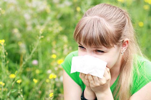 Liečenie alergií alternatívnou metódou