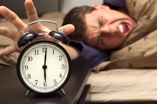 Škodí vám spánok?