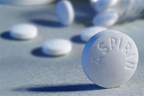 Aspirín a rakovina zažívacieho traktu