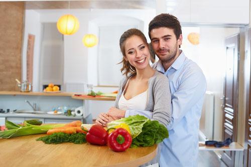 Hormón lásky pomáha jesť zdravšie