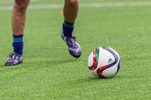 Krivé nohy futbalistov