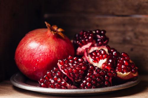 Leukémia a granátové jablko
