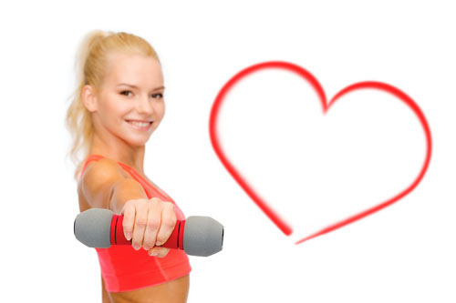 Nepravidelný srdcový tep a cvičenie