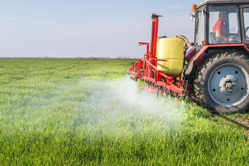 Pesticíd glyfozát