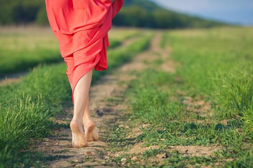 Uzemnenie alebo ako žiť bez topánok