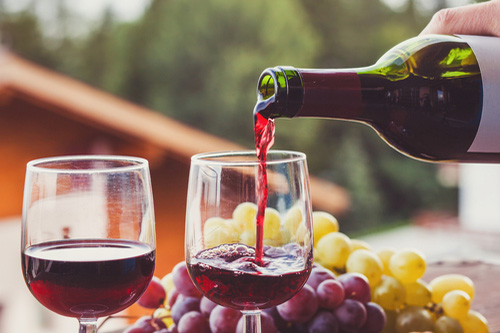 Je víno zdravé alebo škodlivé?