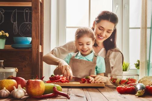 Výbava zdravej kuchyne