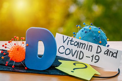 Vitamín D môže zachrániť život pri Korone