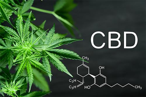 Zázrak z marihuany menom CBD