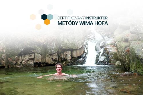 3 dňový intenzívny kurz metódy Wima Hofa