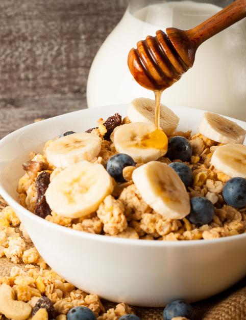 Rýchle plnohodnotné raňajky