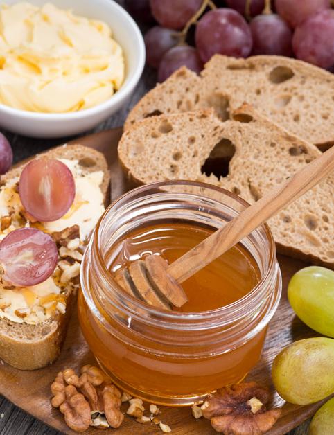 Medové maslo